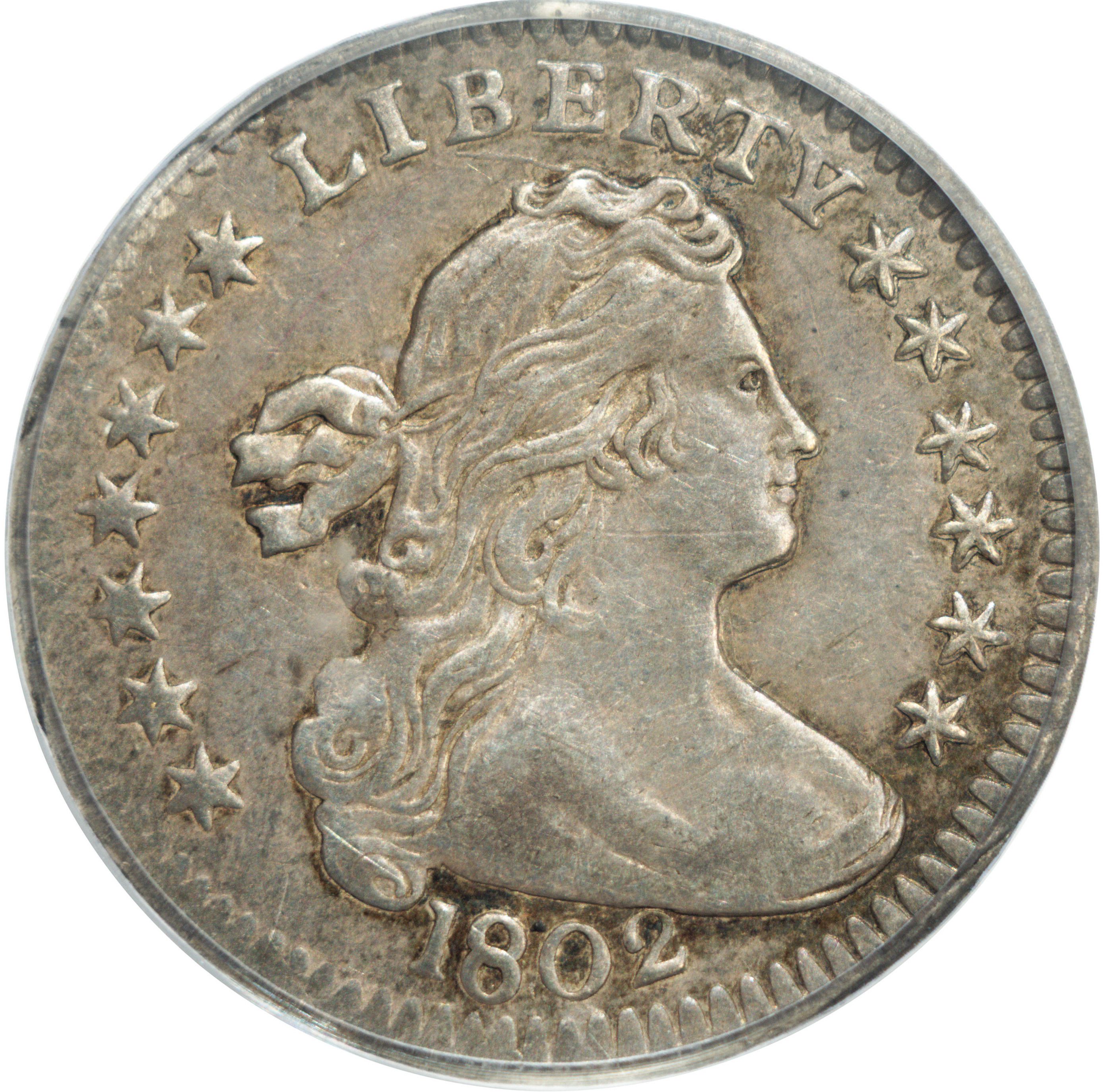 Early Half Dimes image