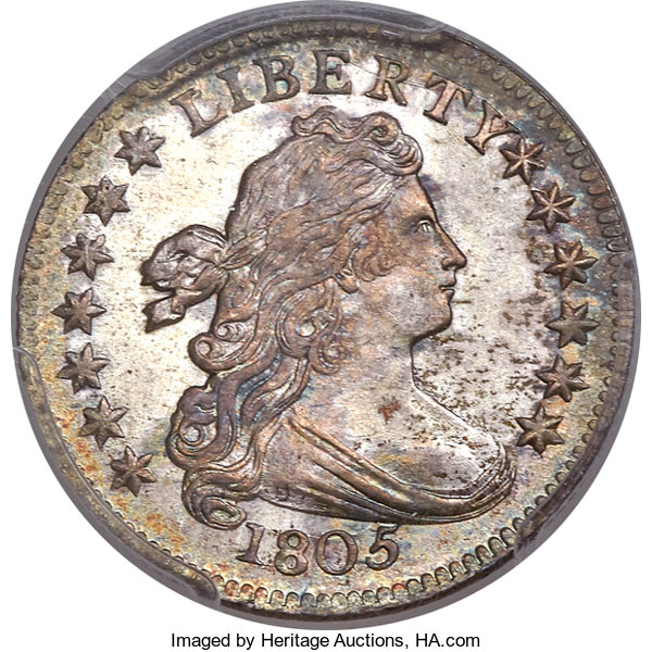 sample image for Draped Bust Dime (Lg.) [Type]