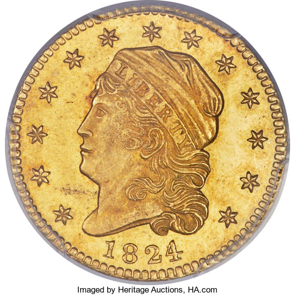 sample image for $2.50 Cap. Bust [Type]