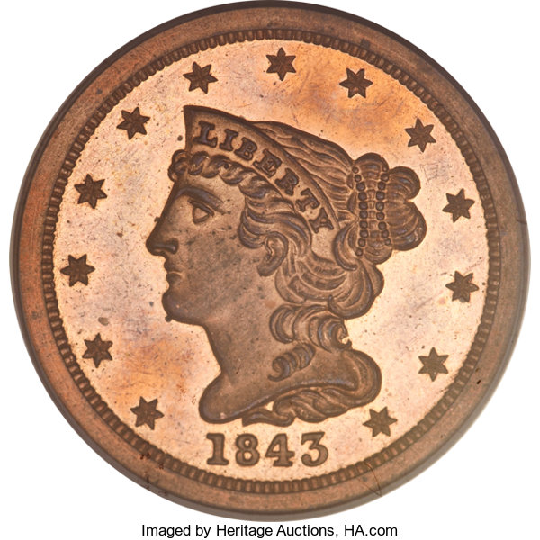 sample image for Braided Hair Half Cent RD [Type]
