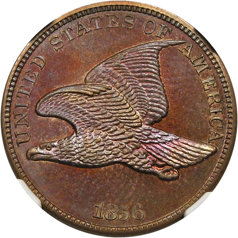 Flying Eagle Cents (Proof) image