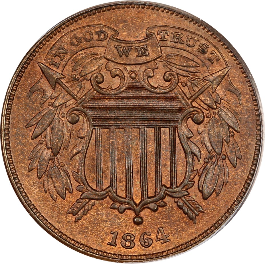 sample image for Two Cent Piece BN [Type]
