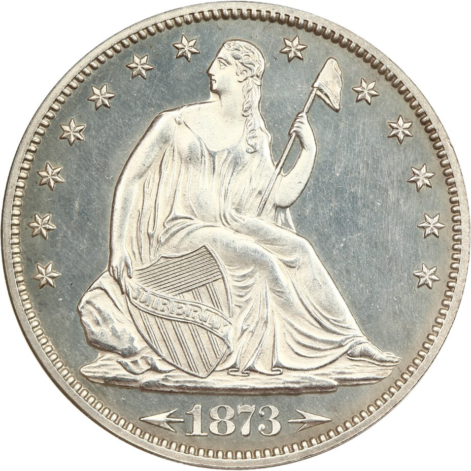 Liberty Seated Half Dollars (Proof) image
