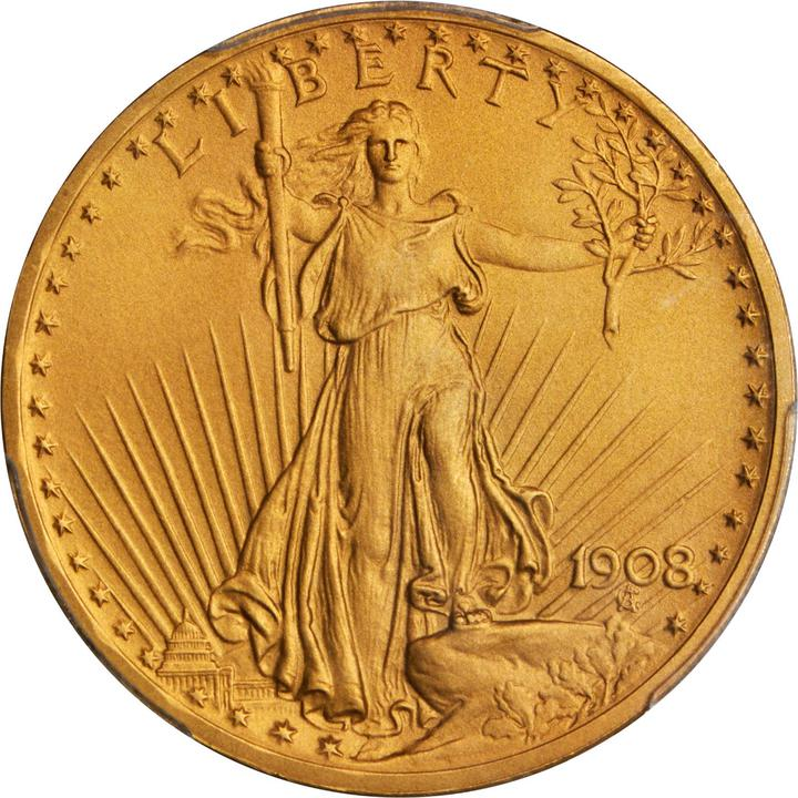 sample image for 1908-1915 $20  PR [Type]