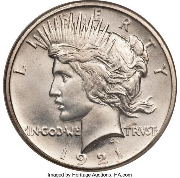 Peace Dollars (Proof) image