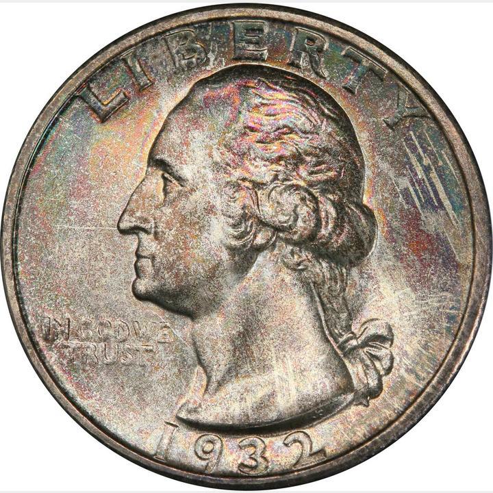 sample image for 1932-1964 Washington Quarter 25c MS Silver [Type]