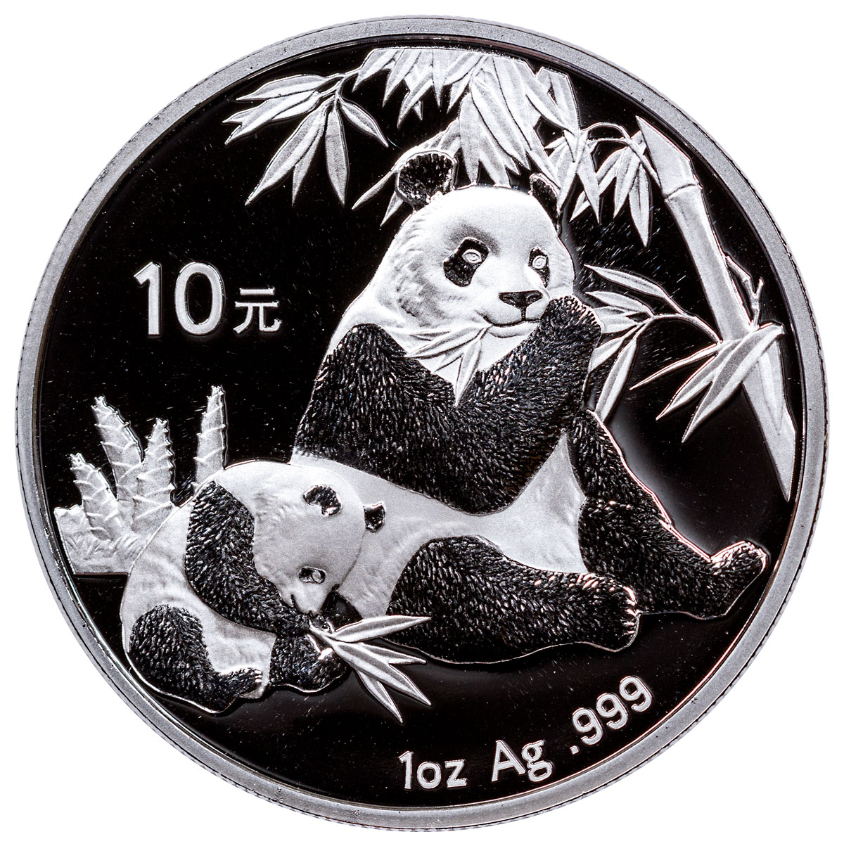 sample image for 2007 10Y MS Panda