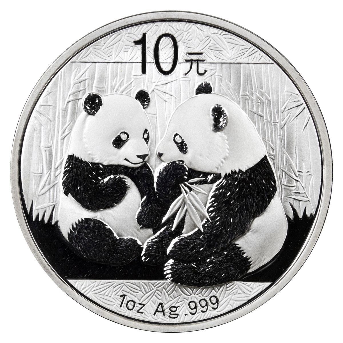 sample image for 2009 10Y MS Panda