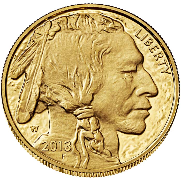 sample image for 2013-W American Buffalo $50  PR DCAM