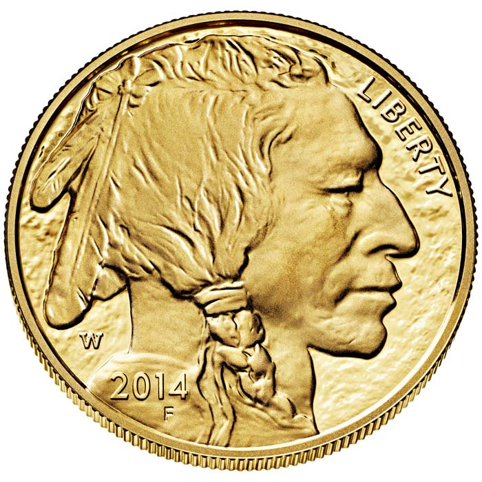 sample image for 2014-W American Buffalo $50  PR DCAM