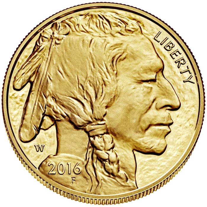 sample image for 2016-W American Buffalo $50  PR DCAM