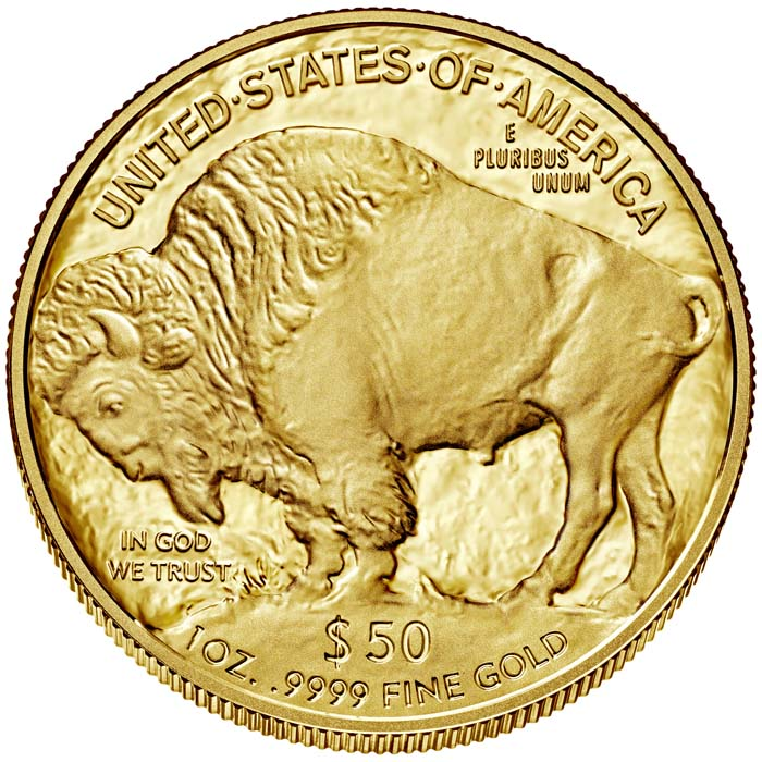 sample image for 2017-W American Buffalo $50  PR DCAM