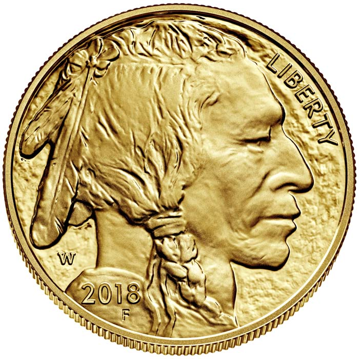 sample image for 2018-W American Buffalo $50  PR DCAM