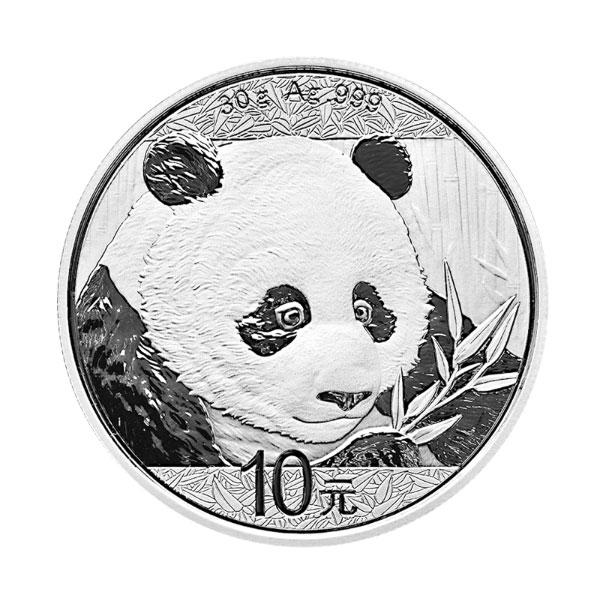 sample image for 2018 10Y MS Panda