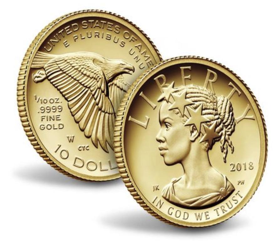 American Liberty Gold (2017-18) image