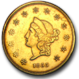 Pioneer Gold Coinage image