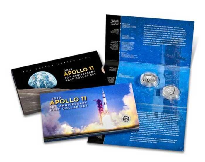 sample image for 2019 Apollo 11  2pc PR