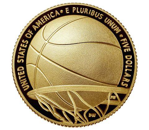 sample image for 2020-W Basketball HoF $5  PR DCAM