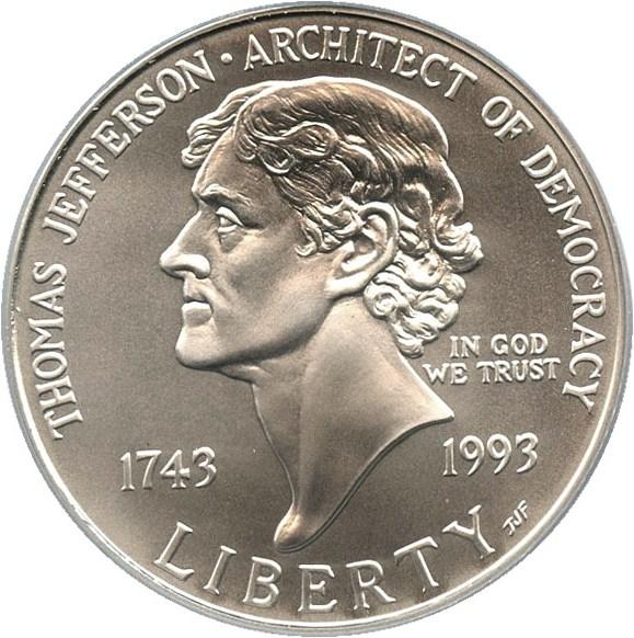 $1 Modern Commems  image