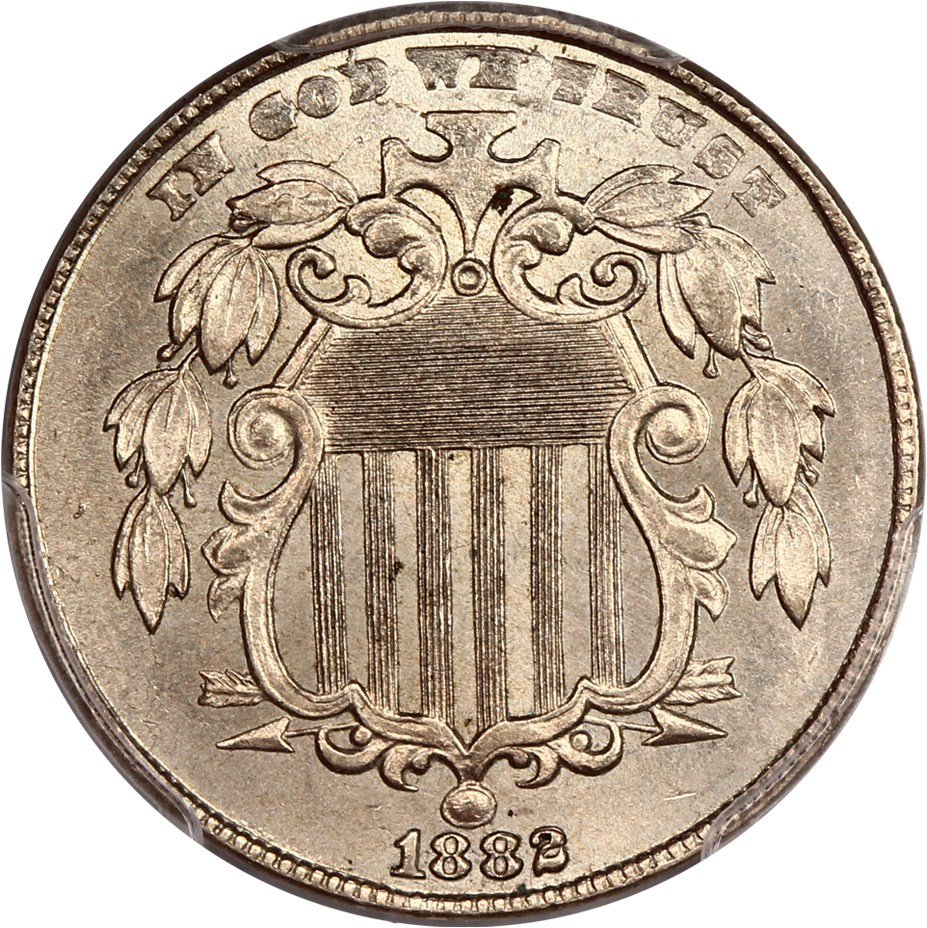 Shield Nickels image