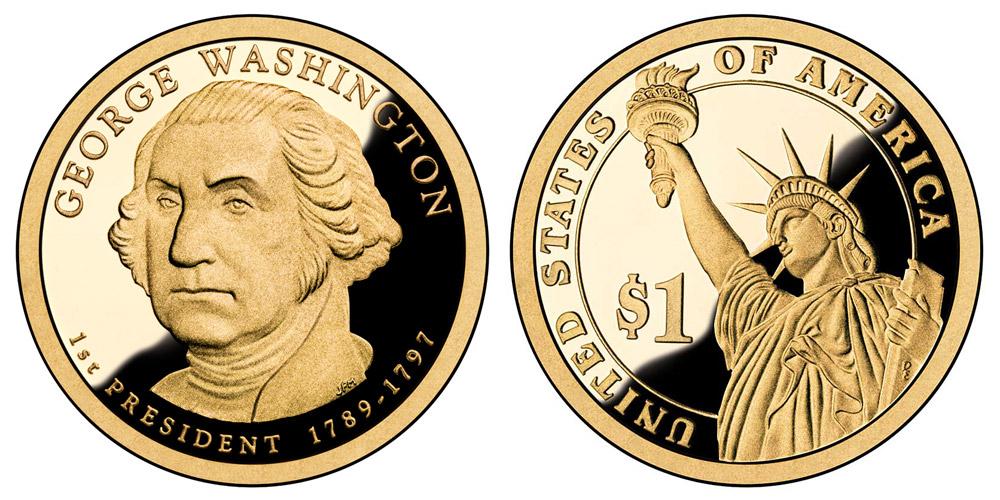 Presidential Dollars (Proof) image