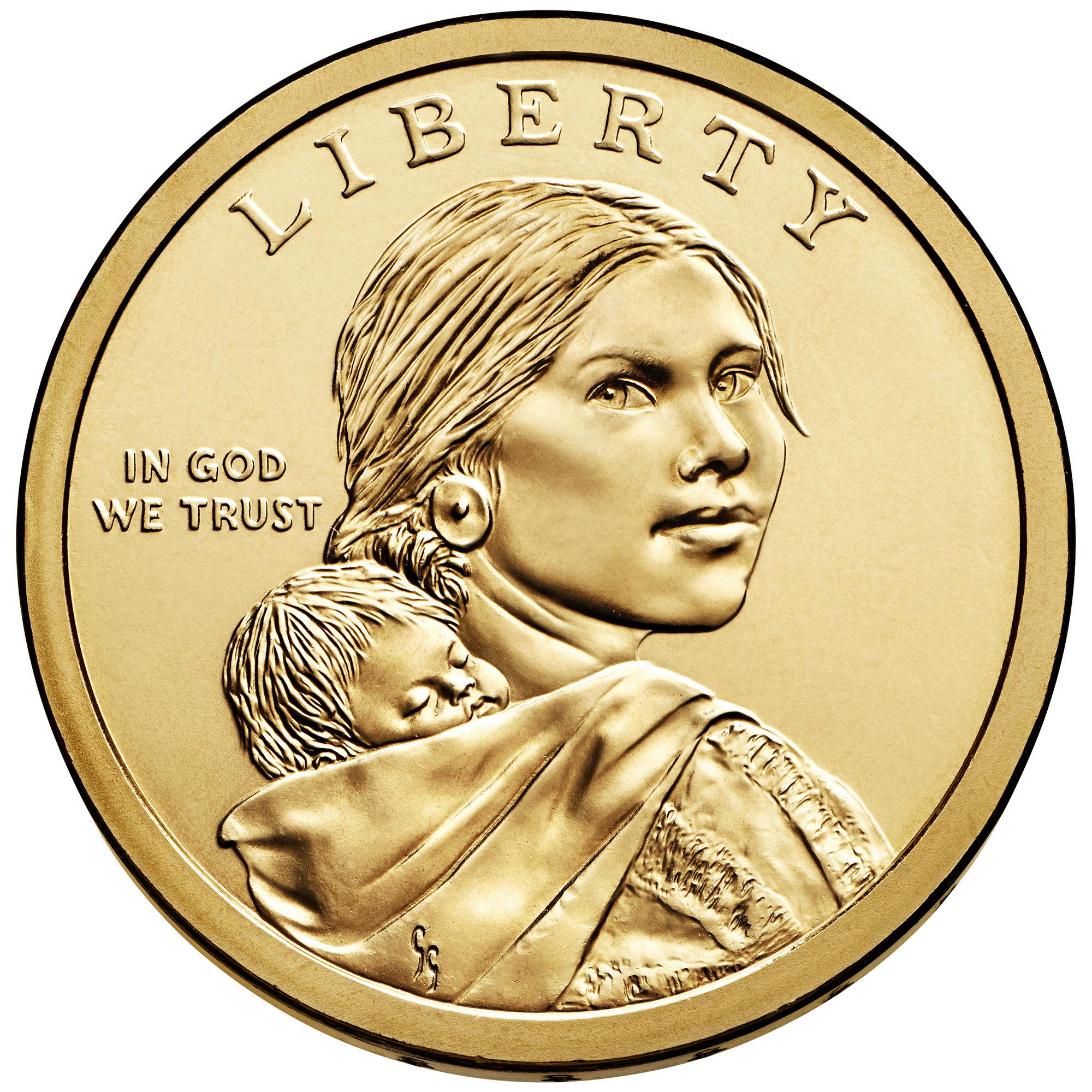 Sacagawea Dollars image