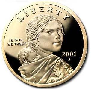 Sacagawea Dollars (Proof) image