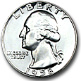 Washington Quarters (Proof) image
