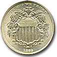 Shield Nickels image