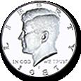Kennedy Halves (Proof) image