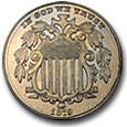 Shield Nickels (Proof) image