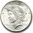 Peace Dollars image