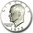 Eisenhower Dollars (Proof) image