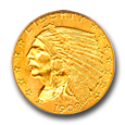 $2.50 Indian Gold image