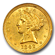 $5 Liberty Gold image