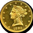 $10 Liberty Gold (Proof) image