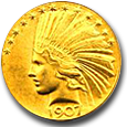 $10 Indian Gold image