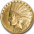 $10 Indian Gold (Proof) image