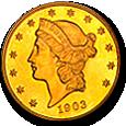 $20 Liberty Gold (Proof) image