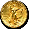 $20 Saint Gaudens Gold (Proof) image