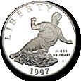 $1 Modern Commems - Silver image