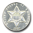 3-Cent Silver image