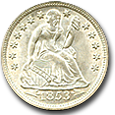 Liberty Seated Dimes image