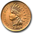 Indian Cents image