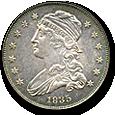 Bust Quarters (1796-1838) image