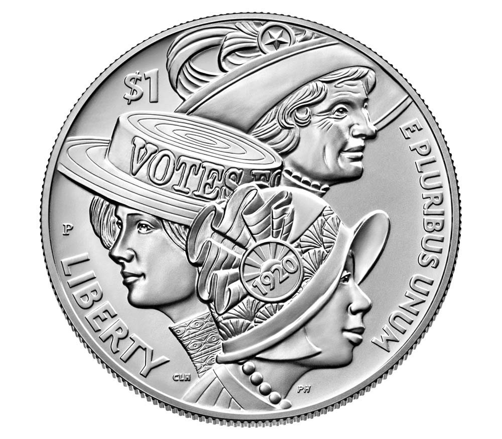 sample image for 2020-P Womens Suffrage $1  MS