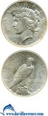 Image of 1927 $1  NGC AU58