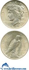 Image of 1935 $1  NGC MS62