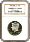 Image of 2007-S 50c  NGC Proof 69 UCameo