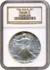 Image of 1994 $1 Silver Eagle NGC MS69